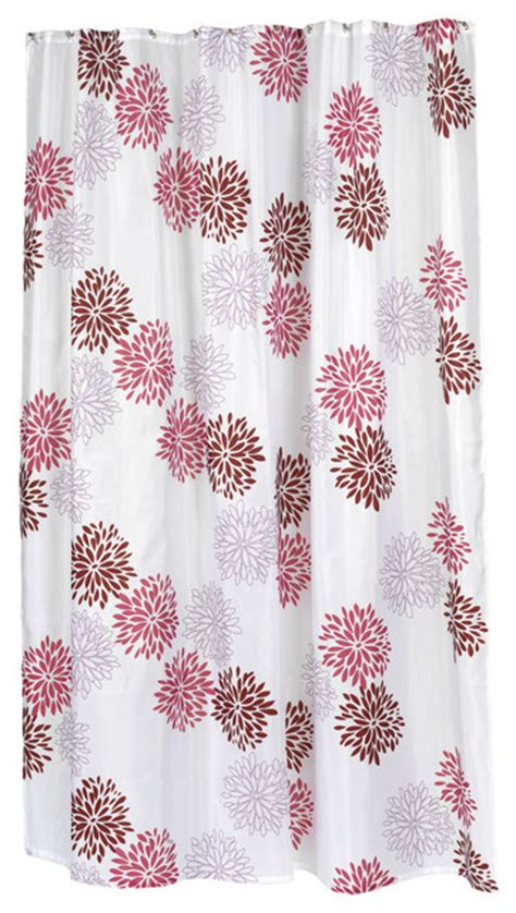 floral curtains 2 panels set blooming tulip poppy home spring bloom fluffy floral extra long fabric shower