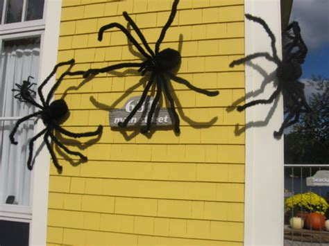 spider decorations house spider decorations