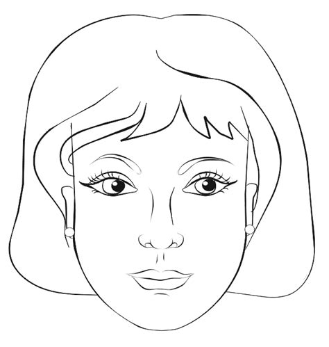 coloring pages with mom mother portrait coloring pages to print for free