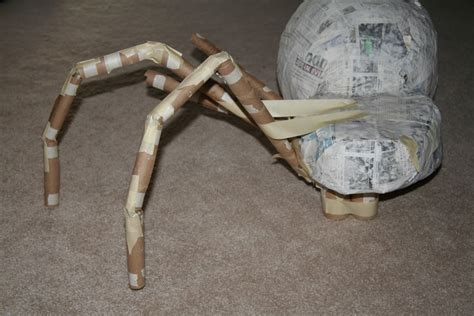 How To Make A Paper Spider - make a spider pi 241 ata boy