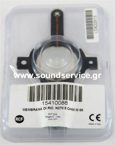 Speaker M88 m88 rcf m 88 n 270 replacement diaphragm coil diaphragms