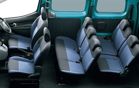 Nv200 Interior by Nissan Nv200 Awarded International Of The Year 2010 In