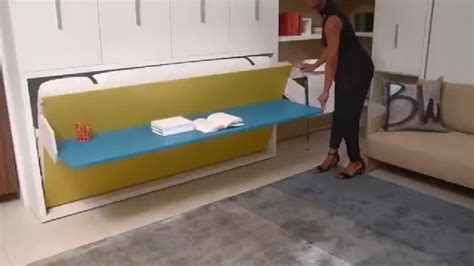 futon tisch design modern table folding bed is made of imported italy