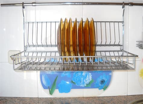 kitchen dish rack ideas decor tips appealing dish drainer rack for plates and