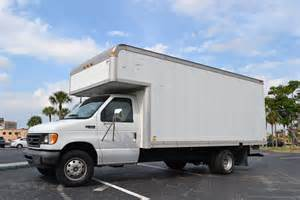 Ford Box Truck For Sale Ford Powerstroke Diesel 7 3l For Sale Box Truck E450 Low