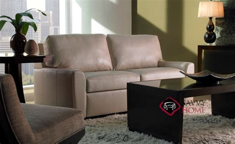 kalyn comfort sleeper kalyn fabric multiple sizes available by american leather