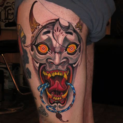 tribal rights tattoo demonic images for tatouage