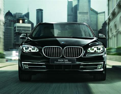 bmw ceo faint bmw launches 740i executive edition model in japan