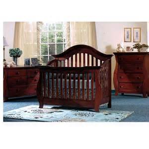 crib that turns into size bed baby cache oxford lifetime crib cherry