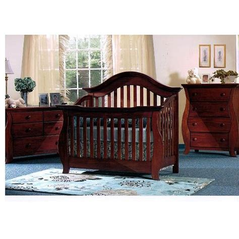 crib that turns into a bed baby cache oxford lifetime crib cherry