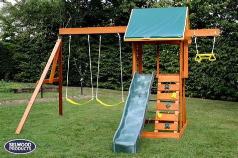 childrens wooden climbing frames swings meadowvale climbing frame children s wooden climbing frame
