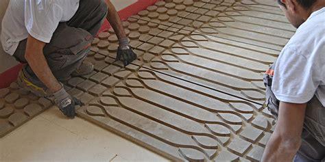 pavimento termico isolamento termico