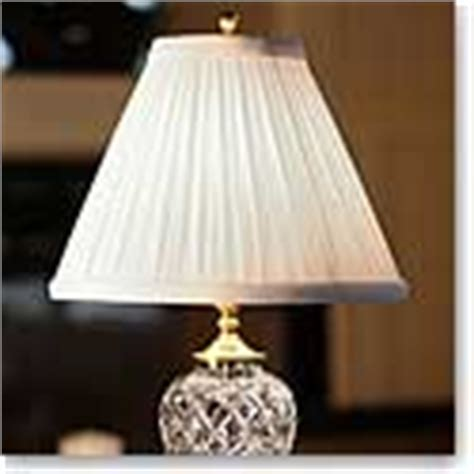 Waterford Replacement L Shades by Waterford Ls Chandeliers And Lighting Fixtures