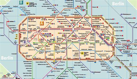 news tourism world: Berlin Underground Map pictures