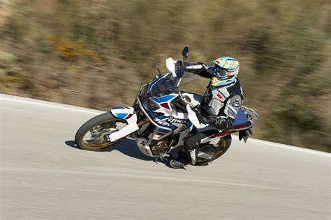 Sport Adventure Motorrad by Honda Crf1000l Africa Twin Adventure Sports Test 2018