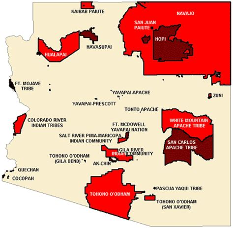 american tribes map arizona downwithtyranny arizona republicans stab their own