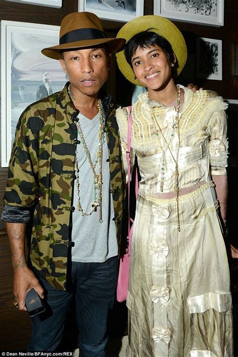 5 things about pharrells wife helen lasichanh you never pinterest the world s catalog of ideas