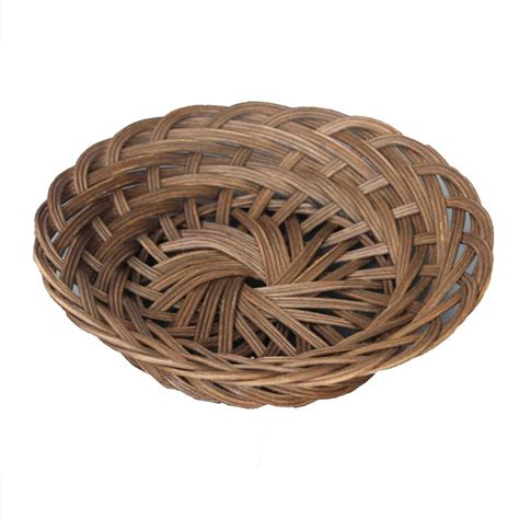 Keranjang Basket wira multi agung kerajinan anyaman rotan dan bambu