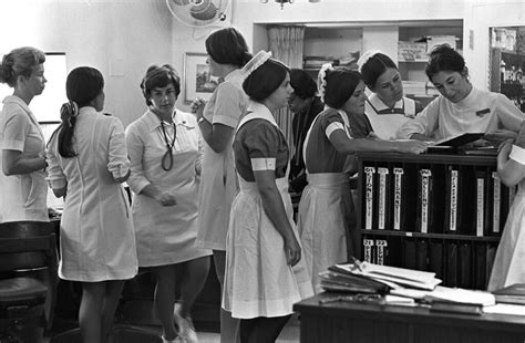 Nursing School Boston - mass general hospital student nurses in quot quot caps bosto