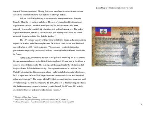Haiti Essay by Essay About Haitian Revolution Sba Words