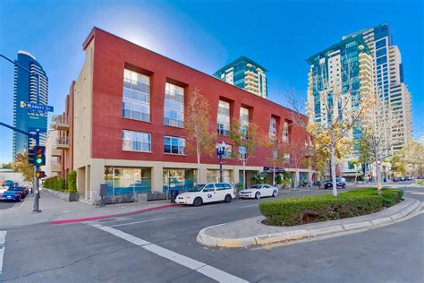 L Post District San Diego by Atria Condos Located In Downtown San Diego S Marina District