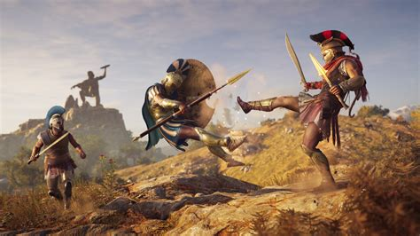 assassins creed odyssey gameplay preview  play