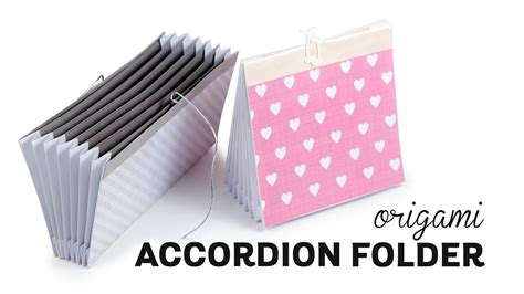 origami folder origami accordion folder document organizer paper