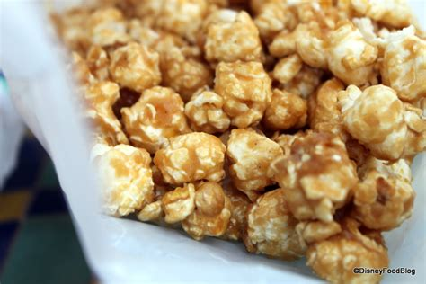 disneyland corn disney popcorn gallery the disney food