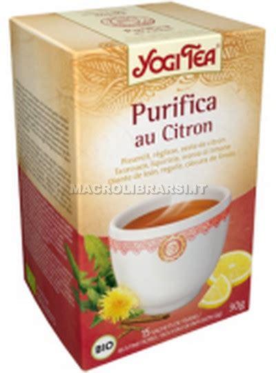 Detox Tea Recensioni by Yogi Tea Detox Con Limone Yogi Tea