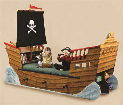 Disney Pirate Ship Bed Bedroom Beds Bedding Pirate Ship Bed