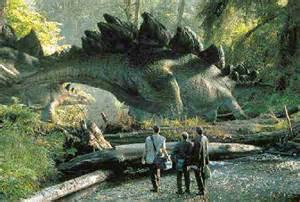 The Lost World Jurassic Park by Jurassic Park 2 Little Dinosaurs Stegosaurus A Dinosaur With
