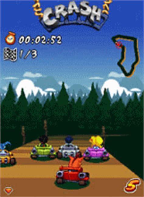 crash nitro kart apk crash bandicoot nitro kart for java and symbian announced