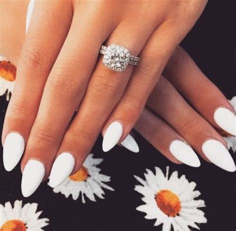 Almond Shaped Nail Designs