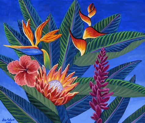 fiori tropicali 641 fiori tropicali