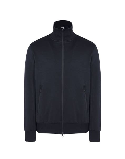 U Tacjacket y 3 classic track jacket for adidas y 3 official store