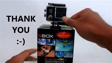 Sbox 4k unboxing sbox s one 4k ultra hd indonesia murah satu