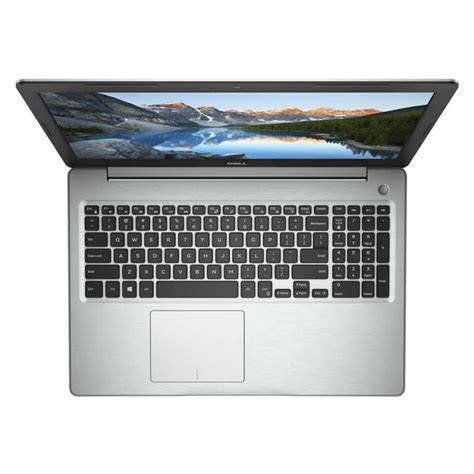 dell inspiron 15 5570 fhd 8th generation laptop silver