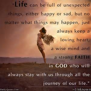 faith quotes about life quotesgram
