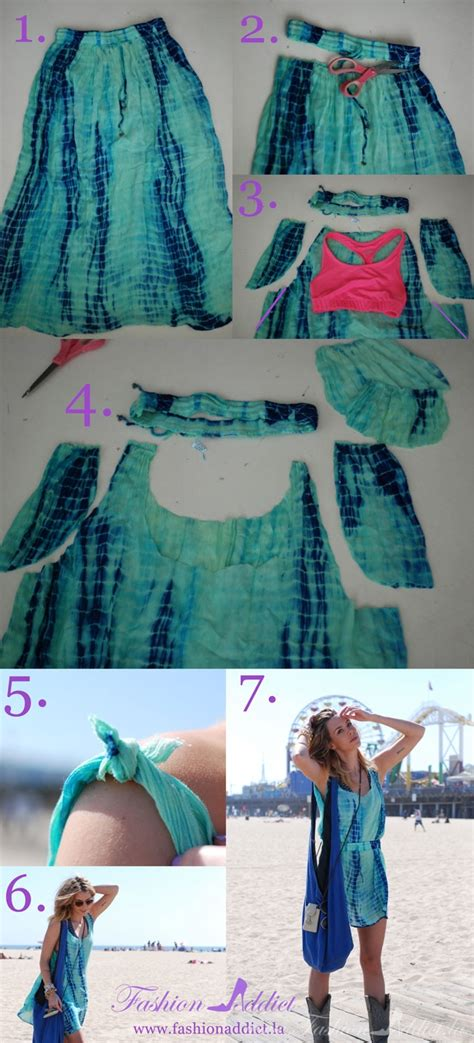 37 truly easy no sew diy clothing hacks diy projects