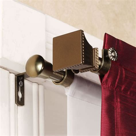 easy way to hang curtain rods 25 best ideas about magnetic curtain rods on pinterest magnetic blinds door curtains and