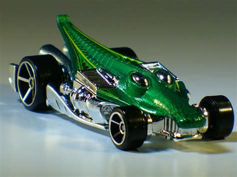 Hw Racing Croc Rod 2013 30 wheels cars we wish existed in the real world the robot s voice