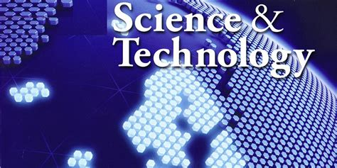 on science essay importance of science and technology in education