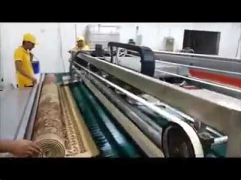 maquina de limpiar alfombras youtube