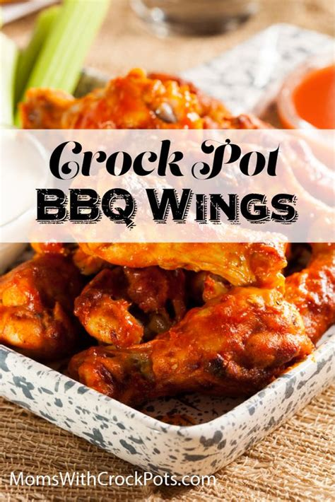 swinging chicken recipe wings bbq wings and crockpot on pinterest