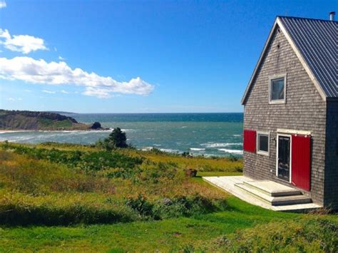 860 sq ft oceanside cottage in cape breton island