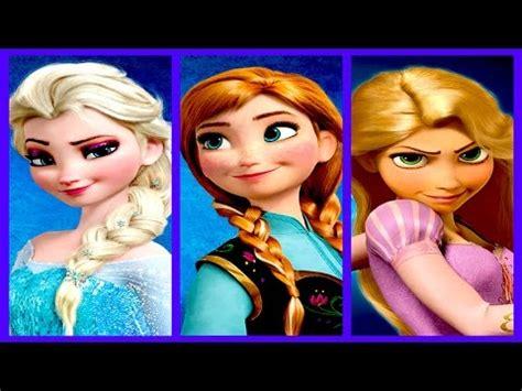 Disney Premium I Rapunzel princesas disney frozen elsa frozen y rapunzel