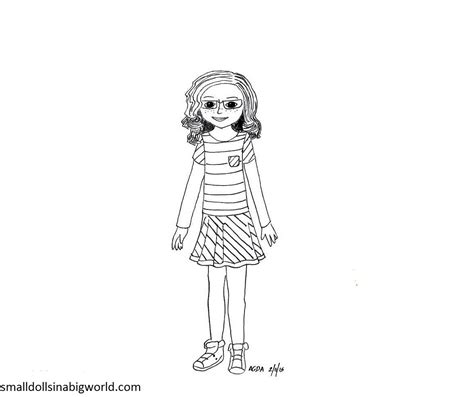 worry doll coloring page worry dolls colouring pages