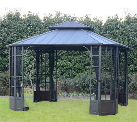 Small Gazebo With Sides 110 Gazebo Designs Ideas Wood Vinyl Octagon