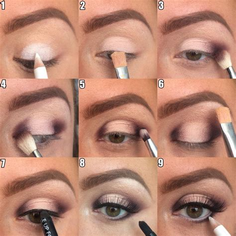 10 Steps For Makeup Look by A Beautiful Bridal Makeup Look Halo Eye Makeup Eye
