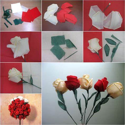 How To Make A Beautiful Paper - how to diy beautiful crepe paper roses